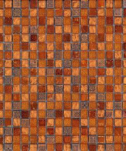 Mozaiek Amber Glans