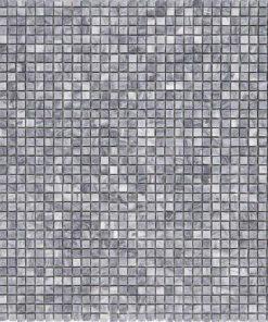 Mozaiek Natura Asgrijs Mini
