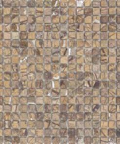 Mozaiek Oker Fossiel