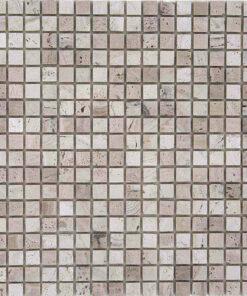 Mozaiek Travertijn