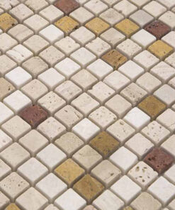 Mozaiek Travertijn Fantasy