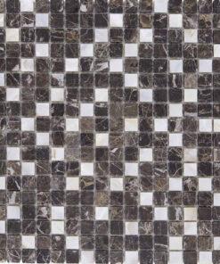 Mozaiek Zwart Parelmoer