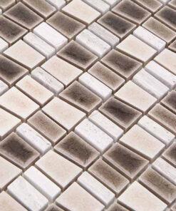 Mozaiek Multi Murini Bruin