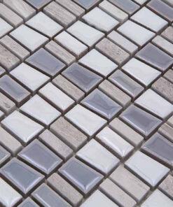 Mozaiek Multi Murini Soft White