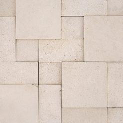 Mozaiek Hoge Mondriaan Taupe