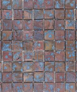 Mozaiek Mat Gepolijst Bruin