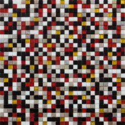 Mozaiek Harlekijn