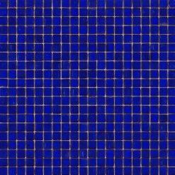 Mozaiek Kobaltblauw