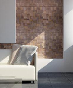 Metaal- en Kopermozaiek - Pembroke Copper Koper Brons Sfeer